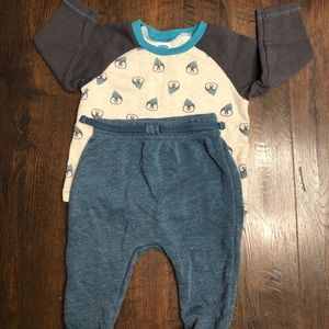 3-6 month Baby Boy outfit